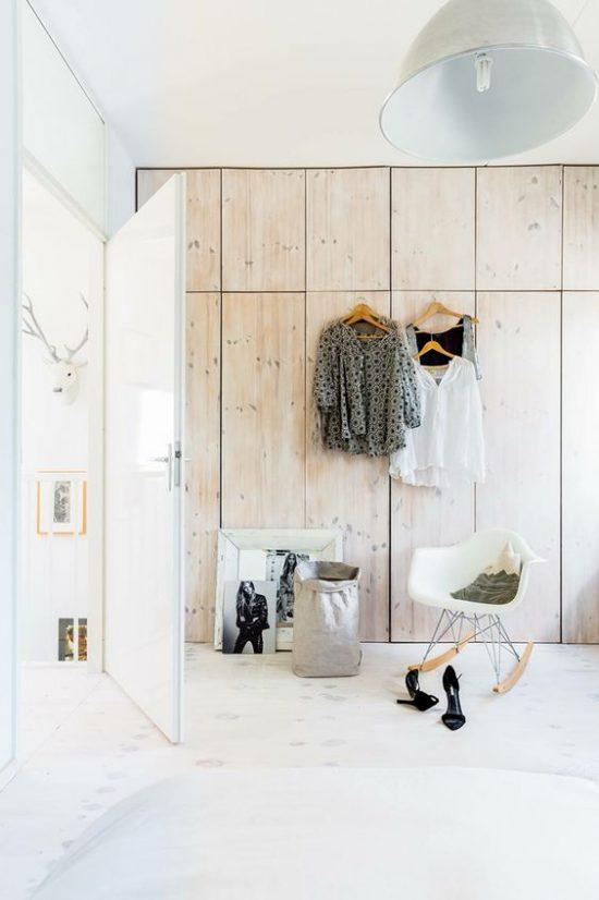 Mooi inbouwkast in de slaapkamer | Wooninspiratie