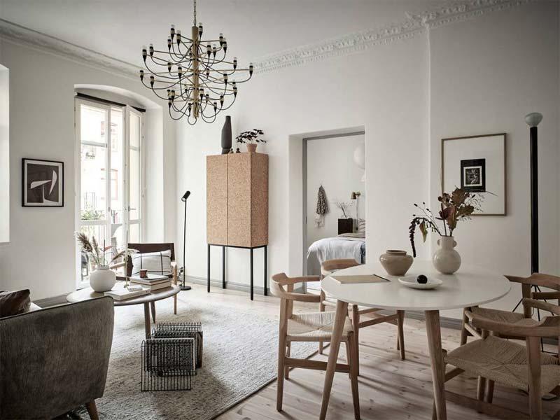 mooie scandinavische meubels