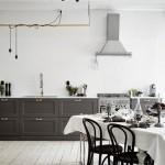 Zomerachtige keukens wooninspiratie for Simpele keuken