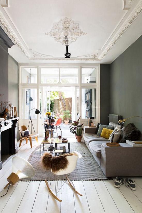 Mooie vloerkleed in de woonkamer wooninspiratie for Vloerkleed woonkamer