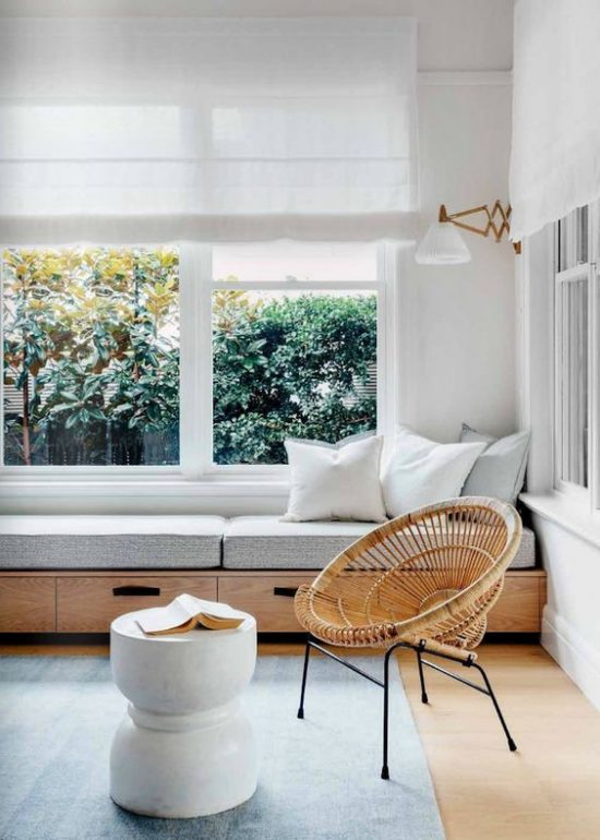 Mooie vouwgordijnen voor elke ruimte in huis