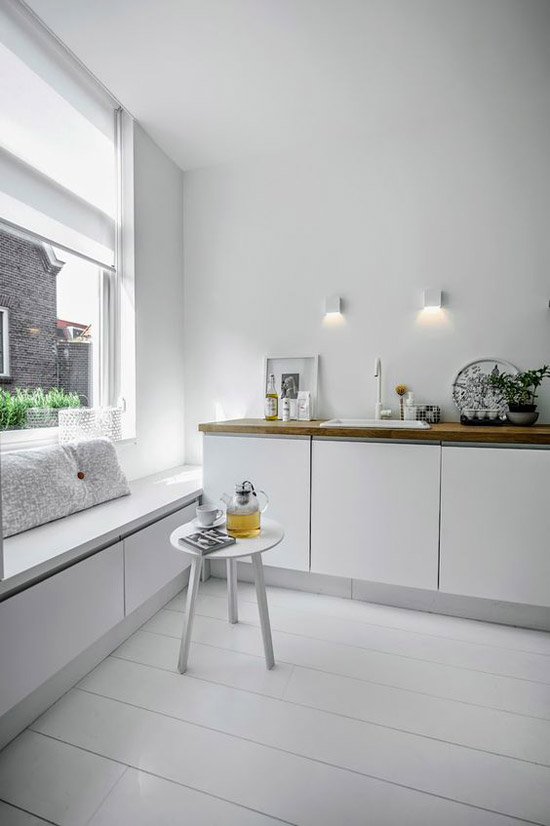 Mooie wandlampen voor in de keuken wooninspiratie - Open keukeninrichting ...