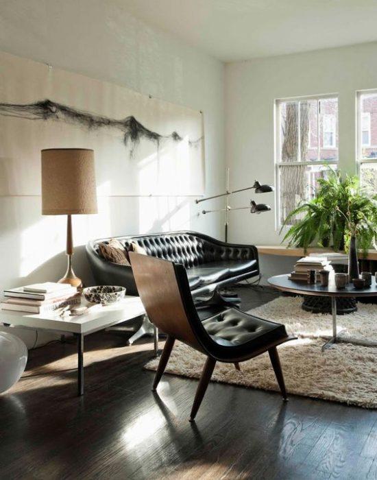 Muren karakter geven in een strak interieur | Wooninspiratie