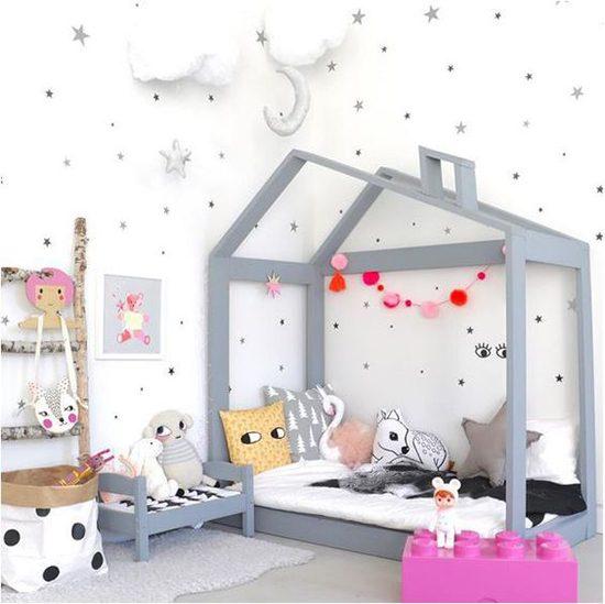 Kinderkamer Decoratie Muur.Muur Decoratie In De Kinderkamer Wooninspiratie