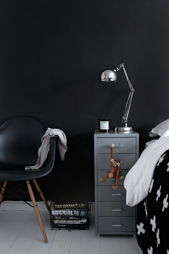 Creatieve nachtkastjes voor de slaapkamer