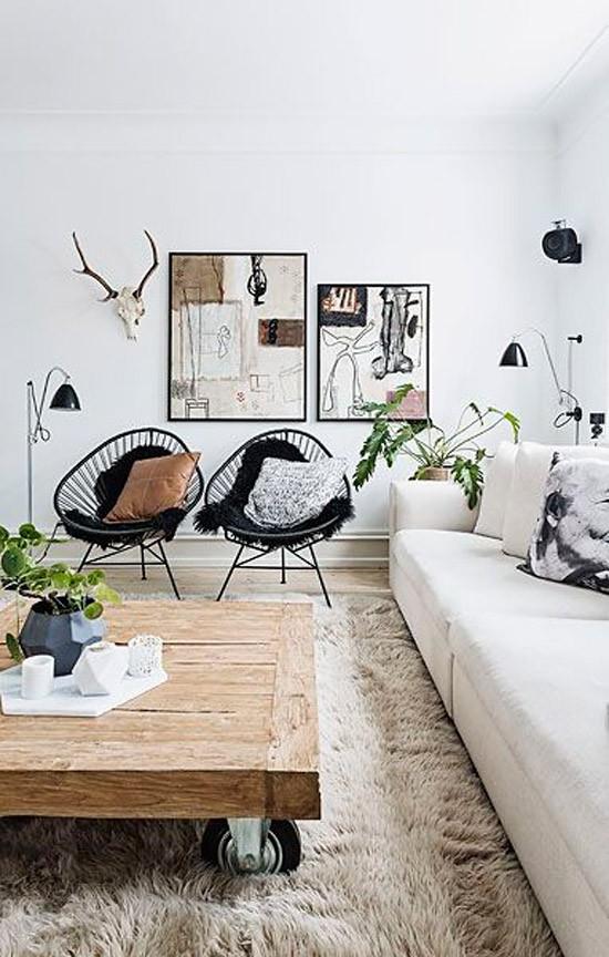 Woonkamer Neutrale Kleuren : Neutrale kleuren voor je interieur ...