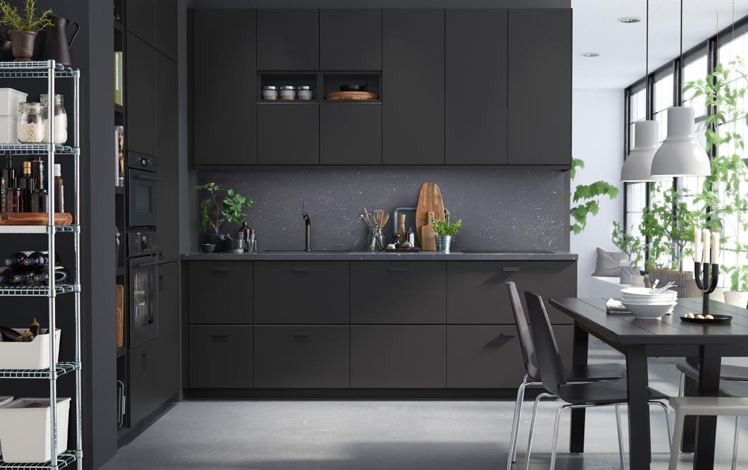 Nieuwe Ikea keukens