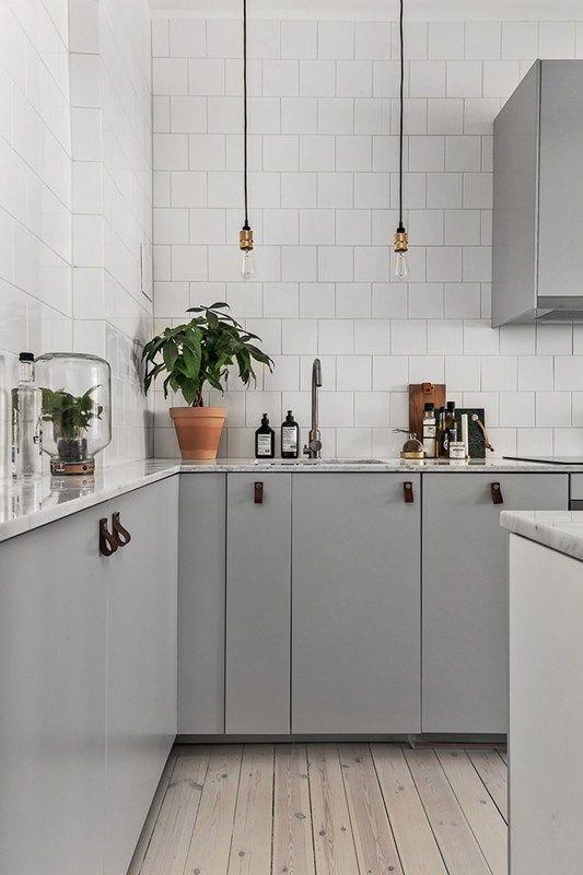 Nieuwe keuken zonder te verbouwen