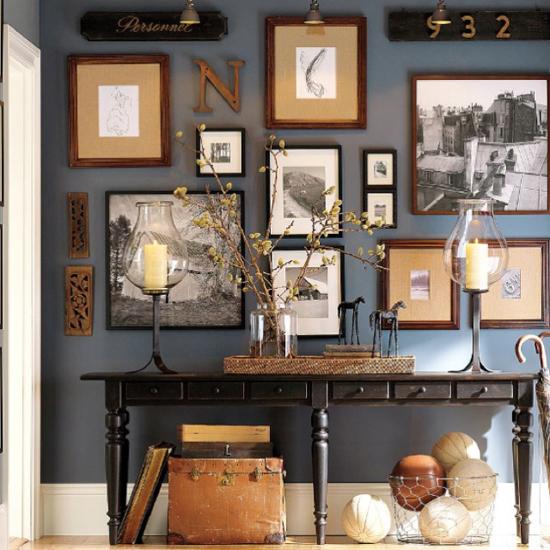 Decoratie Keuken Wanddecoratie : Voorbeelden Wanddecoratie Wooninspiratie