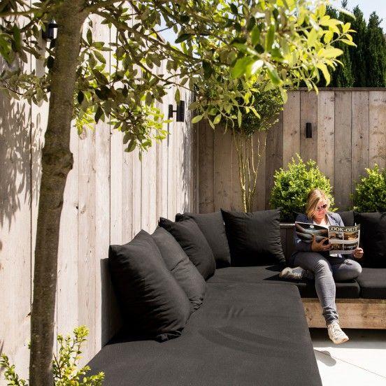 op-maat-gemaakte-bank-tuin