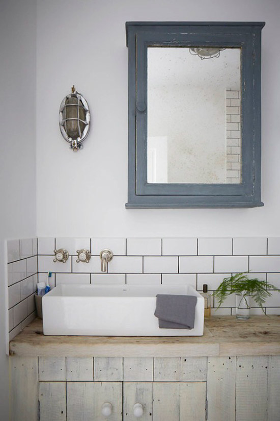 Afvoer Douche In Vloer ~ Oud vs nieuw in de badkamer  Wooninspiratie