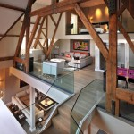 Een penthouse in London
