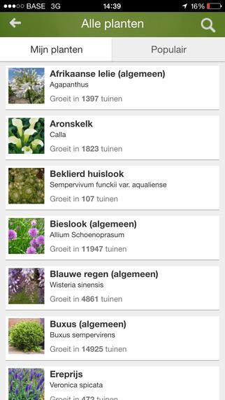 planten herkennen apps mijntuin