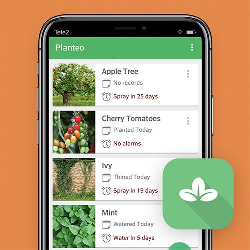 planten herkennen apps planteo
