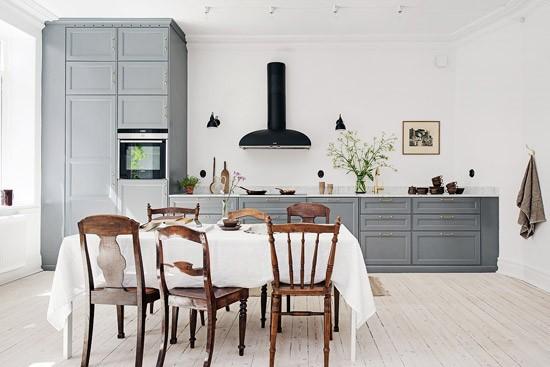 Prachtige chique moderne keuken voorbeeld wooninspiratie - Chique keuken ...