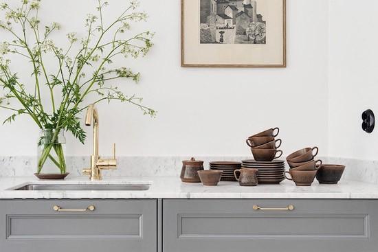Prachtige chique moderne keuken wooninspiratie - Chique keuken ...