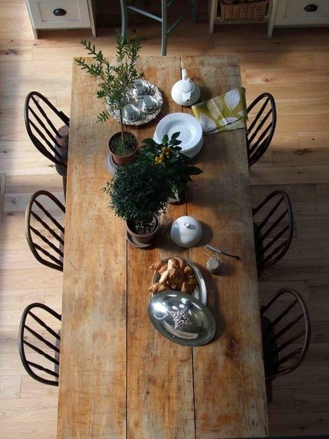 Robuuste eettafels in verschillende stijlen