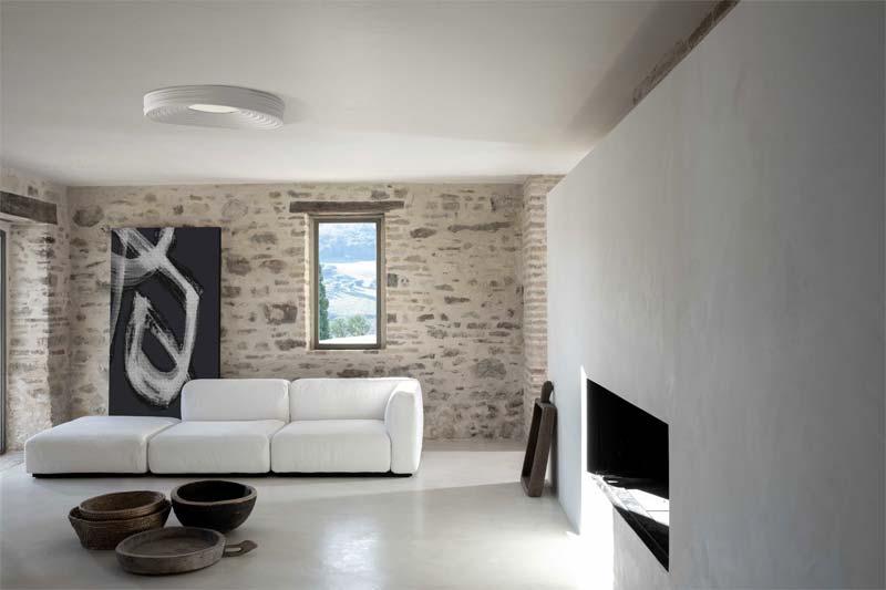 roma plafondlamp karman