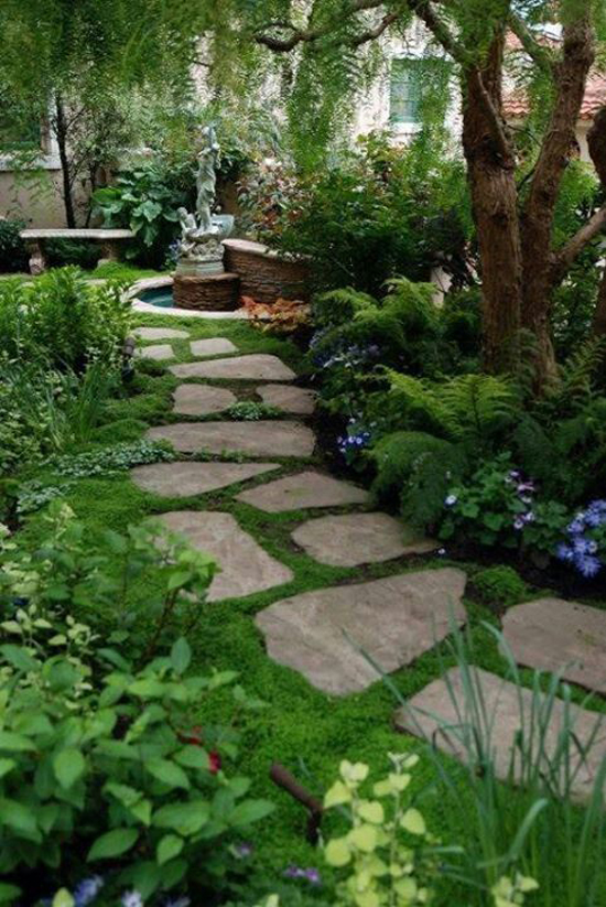Enchanting Modern Garden Design Ideas
