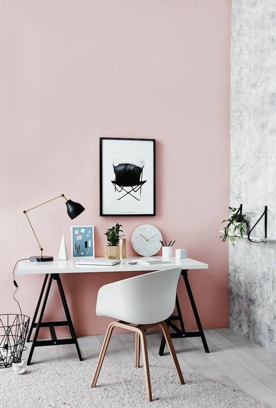 woonkamer inspiratie roze ~ lactate for ., Deco ideeën