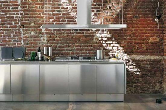 Inspiration Industriele Keuken : Rvs keuken wooninspiratie