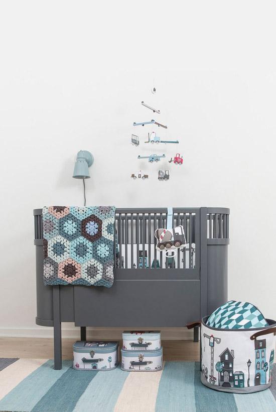 Sebra Kili bed voor de kinderkamer
