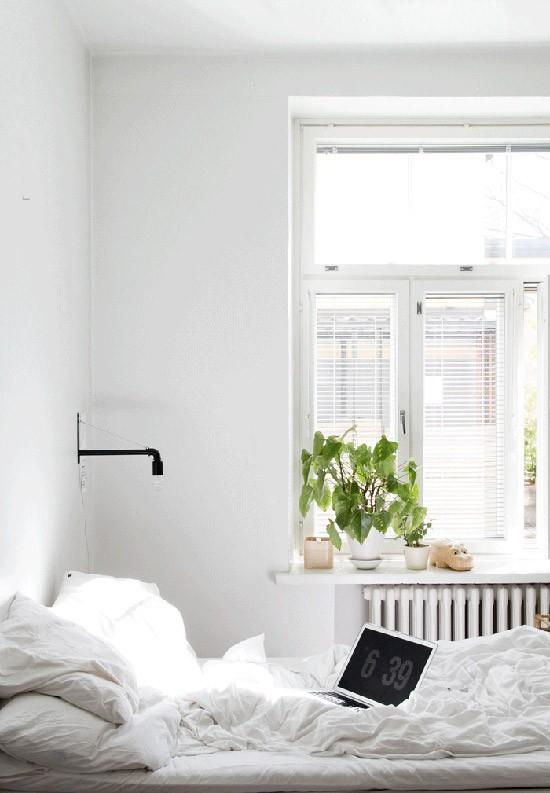 simpele verlichting in de slaapkamer inspiratie wooninspiratie