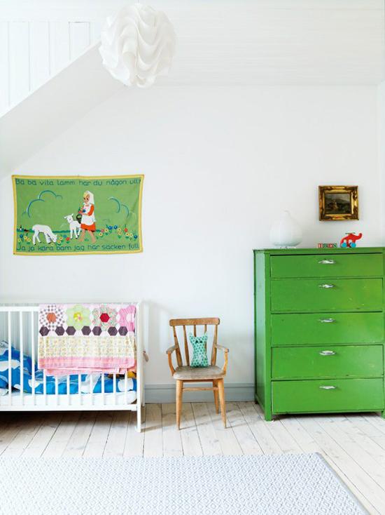 Kinderkamer Inrichting : Simpele kinderkamer inrichting wooninspiratie