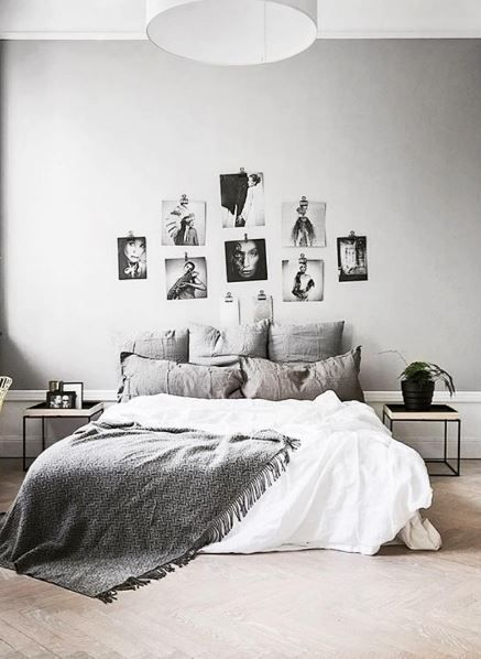 Slaapkamer decoratie wooninspiratie for Bedroom color inspiration pinterest