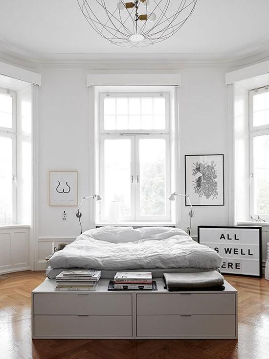 slaapkamer inspiratie | wooninspiratie, Deco ideeën