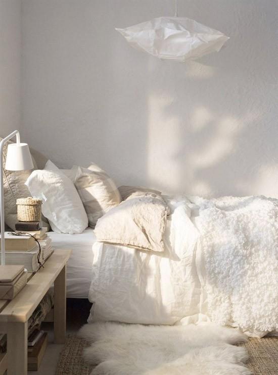 Slaapkamer met winterse sfeer | Wooninspiratie