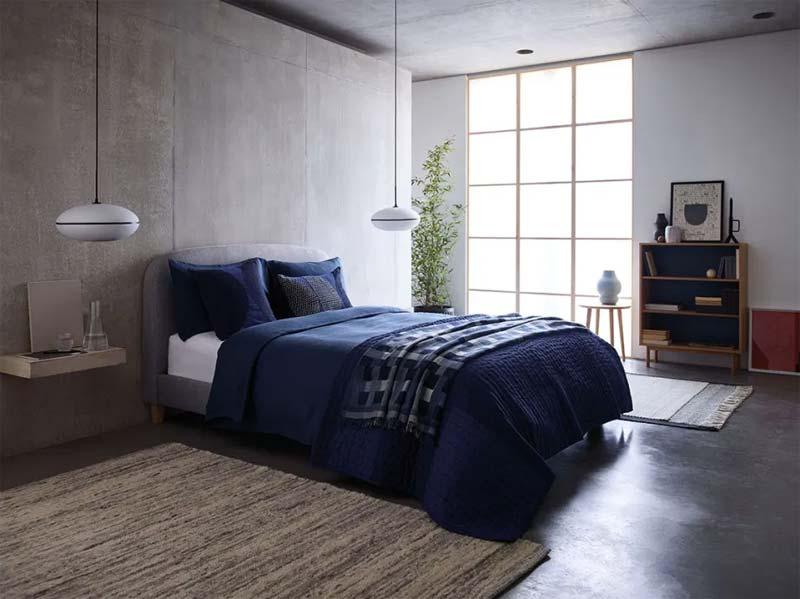 slaapkamertrends 2020 japans Scandinavische slaapkamer