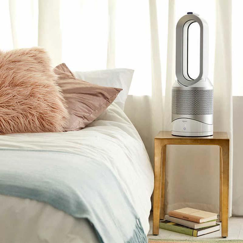 slaapkamertrends 2020 smart ventilator