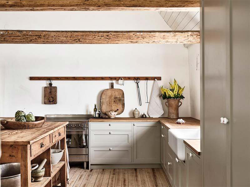 soorten werkbladen keuken houten werkblad