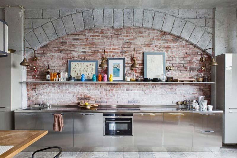 soorten werkbladen keuken rvs