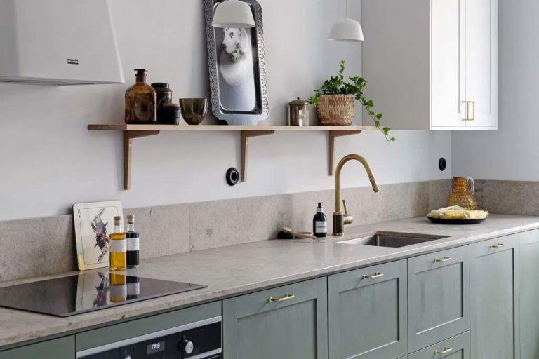 soorten werkbladen voor de keuken