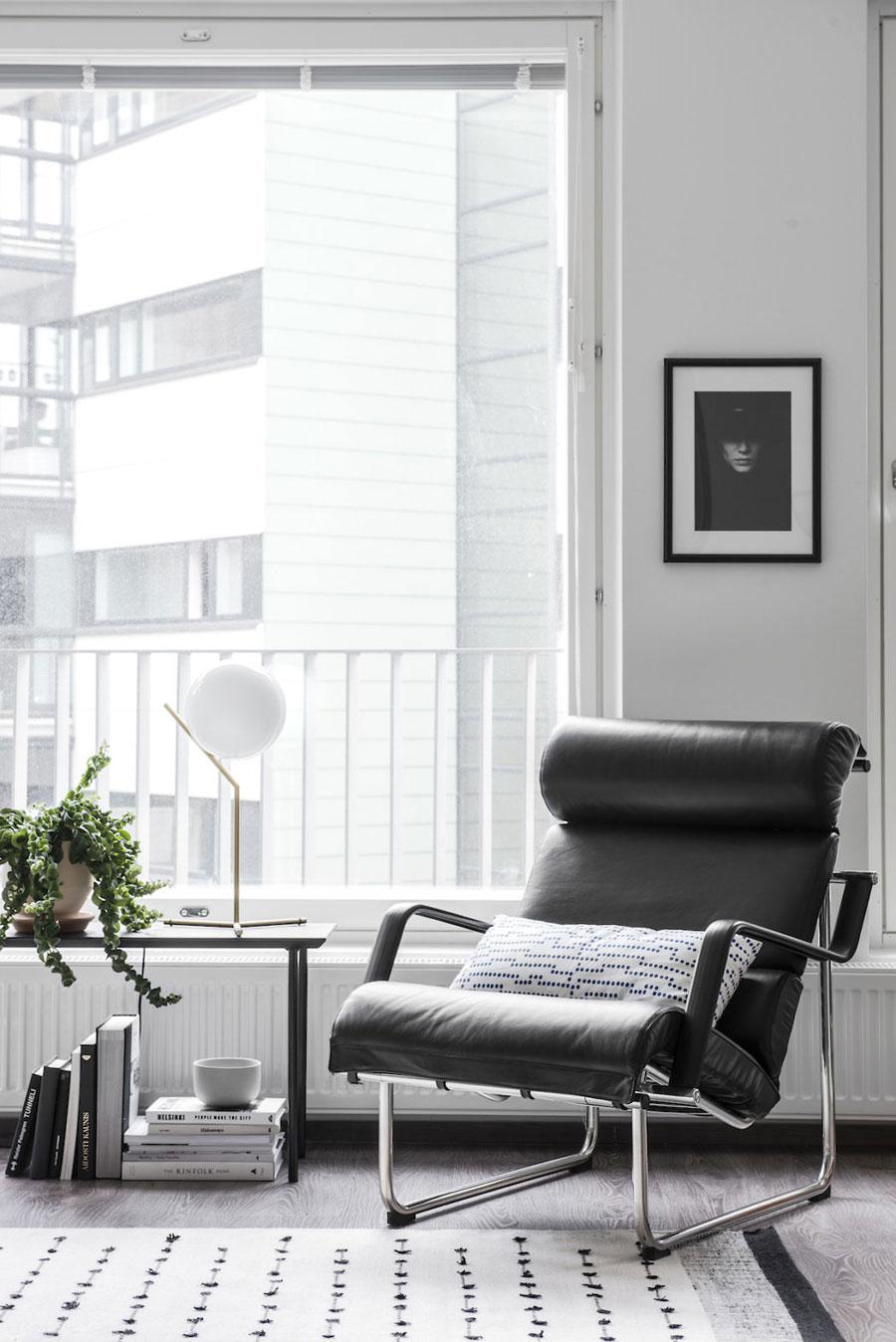 Stijlvol modern appartement uit Helsinki