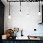 Mooie keukeninrichting met persoonlijke details