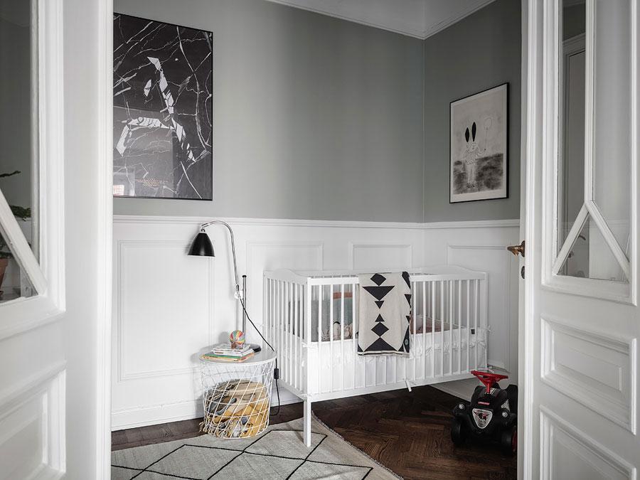 Super mooie futurerproof babykamer!