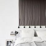 Textiel rondom je bed