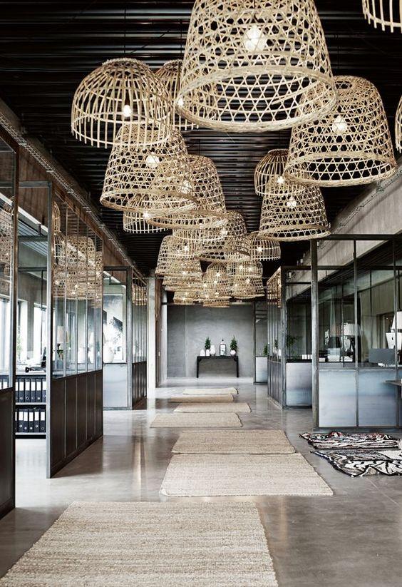 Tine K Home bamboe hanglamp