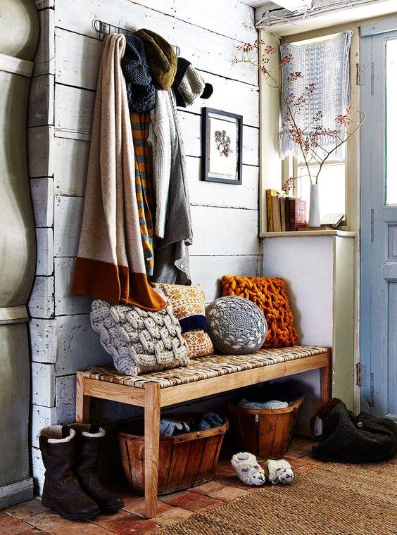 Tips en ideeën voor meer sfeer en warmte in huis met herfst