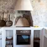 Een traditionele keuken met moderne elementen