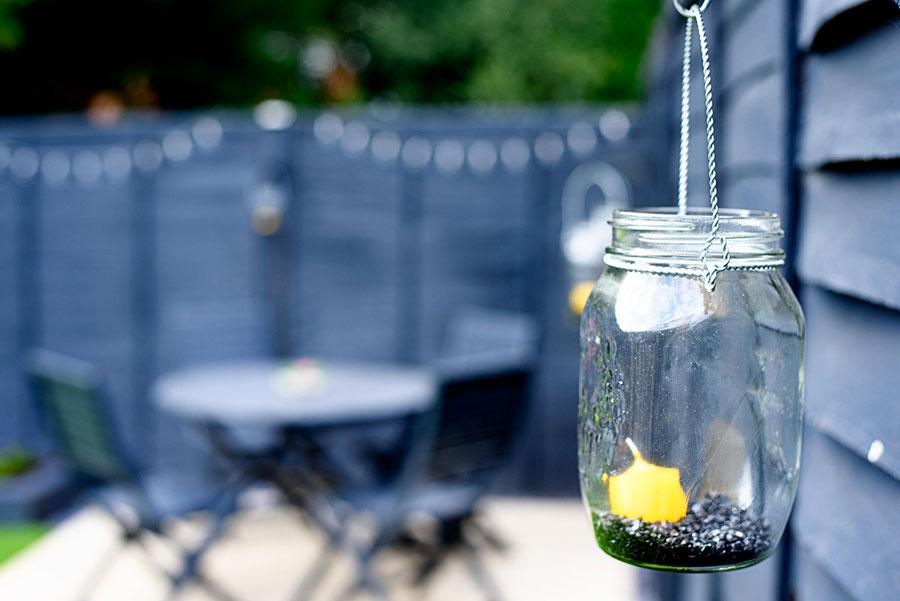 Tuin ideeën uit de onderhoudsvriendelijke tuin van Katie