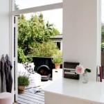 Van keuken naar terras