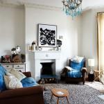 Een victoriaans huis met een prachtige inrichting