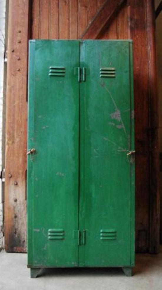 Vintage kasten
