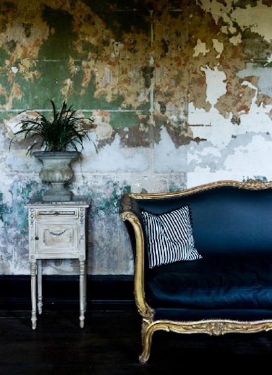 retro slaapkamer meubels : Vintage bohemian slaapkamer Inrichting huis ...