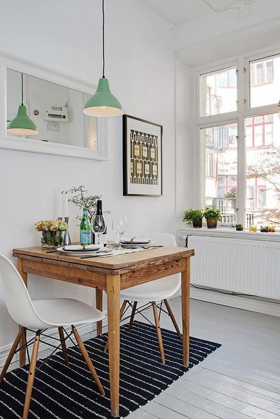 Vloerkleden in Scandinavische stijl