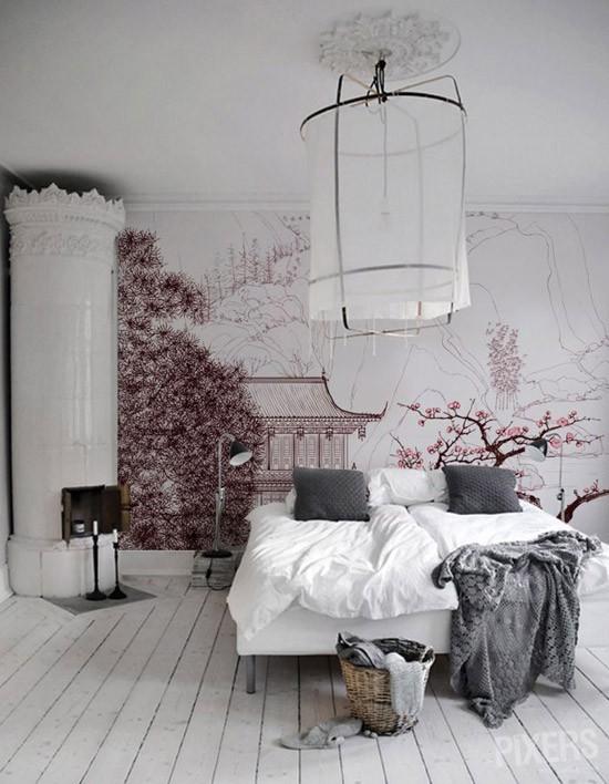 warme slaapkamer inspiratie